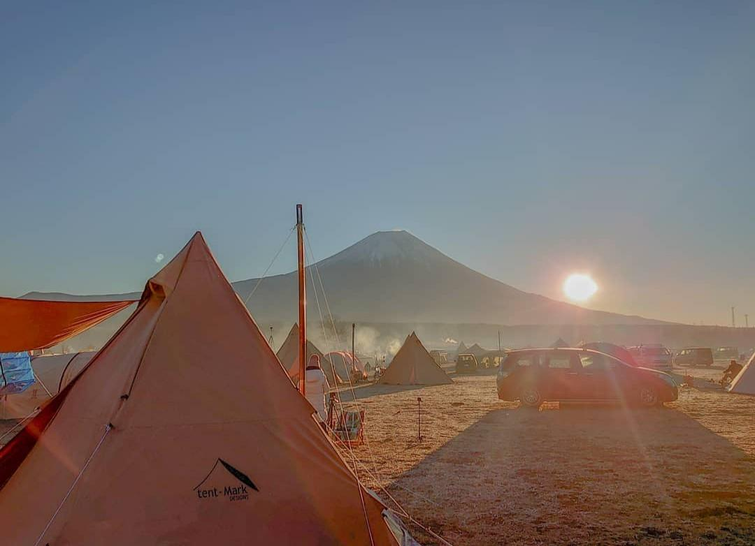 【静岡】ふもとっぱらキャンプ場