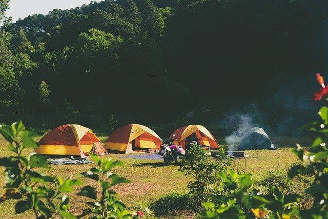 ファミリーキャンプテント何使ってますか?🤔