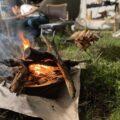 みんなのお気に入りの焚き火写真を載せてね♪