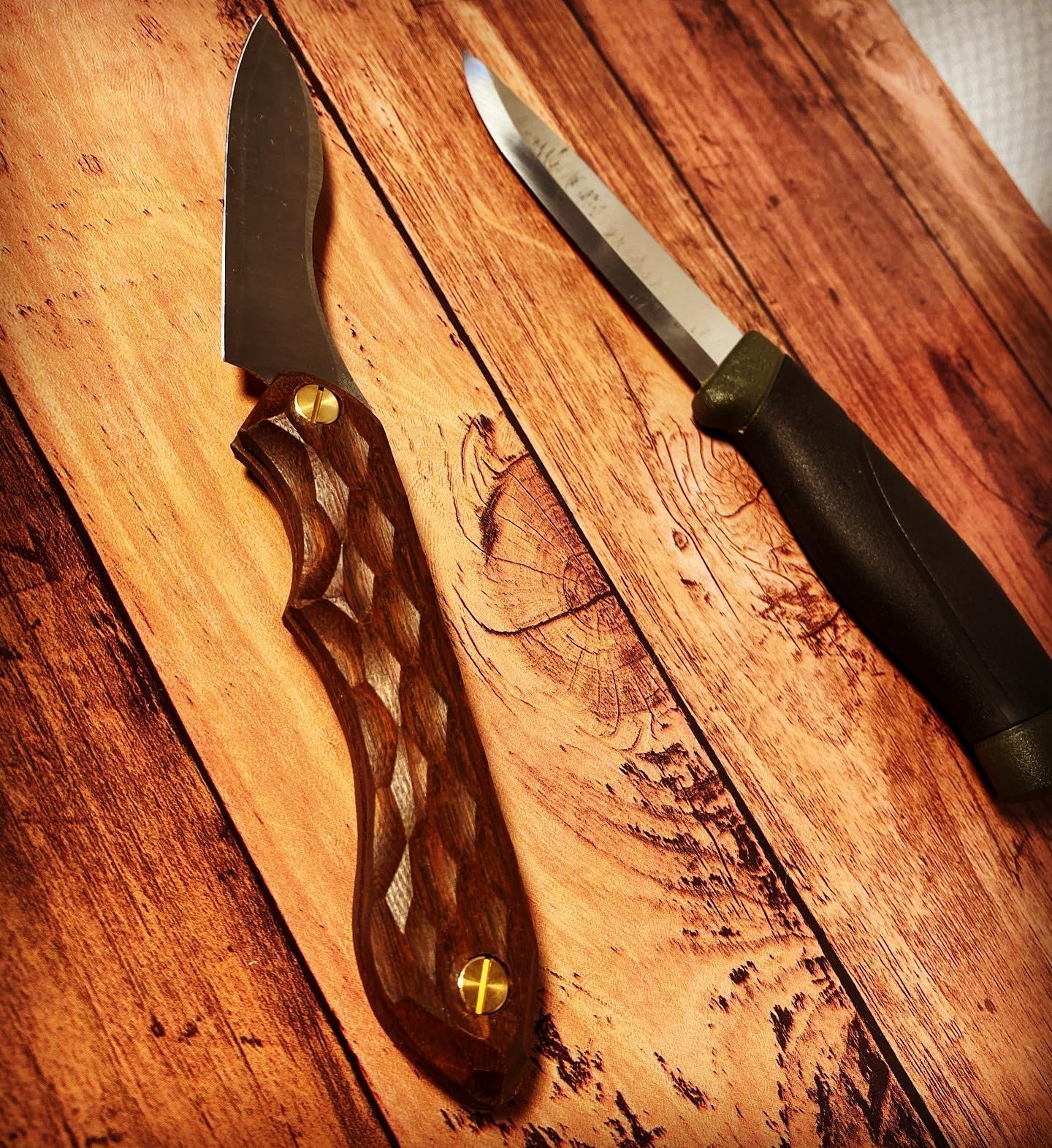 FEDECA折畳式料理ナイフが届いたのでサロンらしくレビューをまとめてみた