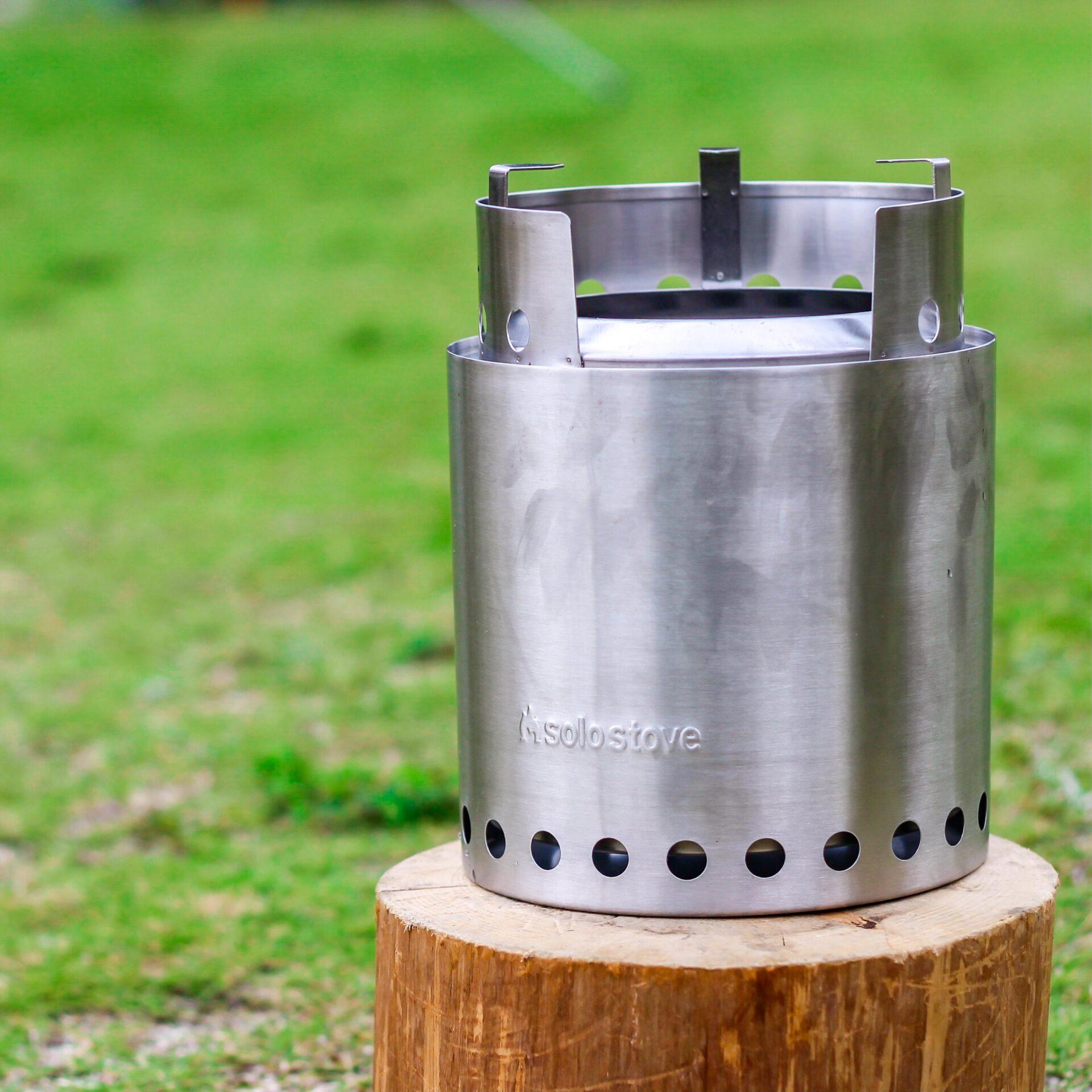 ソロストーブ キャンプファイヤー[solo stove]口コミ実践レビュー
