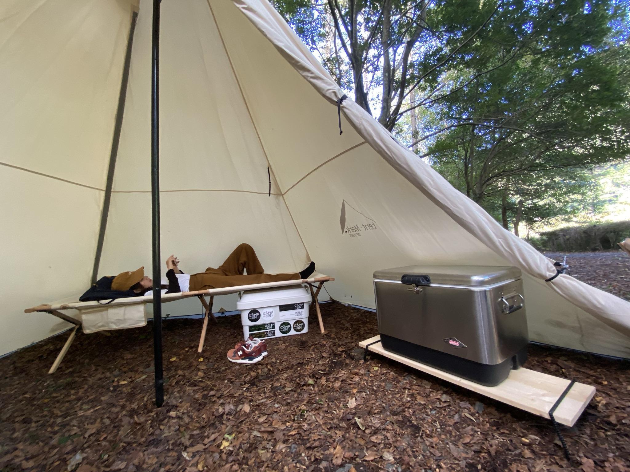 汚れてきたテントのメンテナンス方法は?洗濯?専用クリーニング?